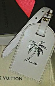 Louis Vuitton Hot Stamping - Guam