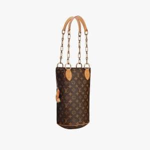 Louis Vuitton Punching Bag Baby by Karl Lagerfeld