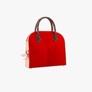 Louis Vuitton Shopping Bag by Christian Louboutin 3