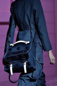 Marc Jacobs Blue Messenger Bag - Spring 2015