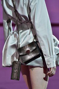 Marc Jacobs Bronze Python Mini Trouble Bag - Spring 2015