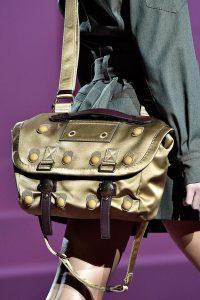 Marc Jacobs Gold Messenger Bag - Spring 2015