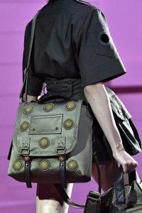 Marc Jacobs Green Messenger Bag - Spring 2015