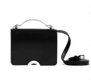Moynat Black Tango Bag