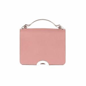 Moynat Rose Pink Tango Bag