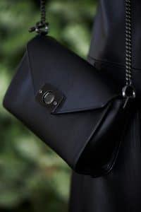 Mulberry Black Delphie Duo Bag - Spring 2015