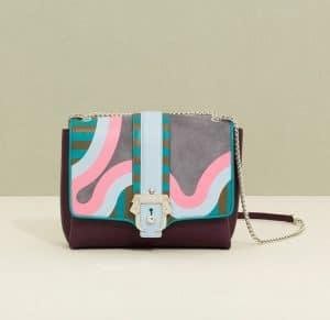 Paula Cademartori Alice Large Shoulder Flap Bag - Fall 2014