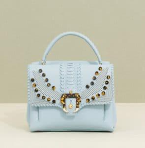 Paula Cademartori Light Blue Faye Tote Bag - Fall 2014