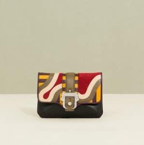 Paula Cademartori Neon Petite Sylvie Clutch Bag - Fall 2014