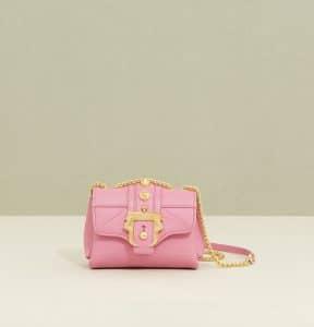 Paula Cademartori Pink Mini Kate Chain Bag - Fall 2014
