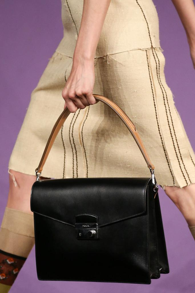 Prada Spring 2015 Runway Bag Collection featured Bowlers and Top ...