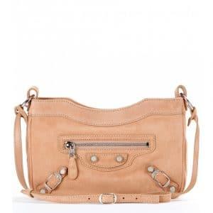Balenciaga Vieux Rose Giant Hip Bag