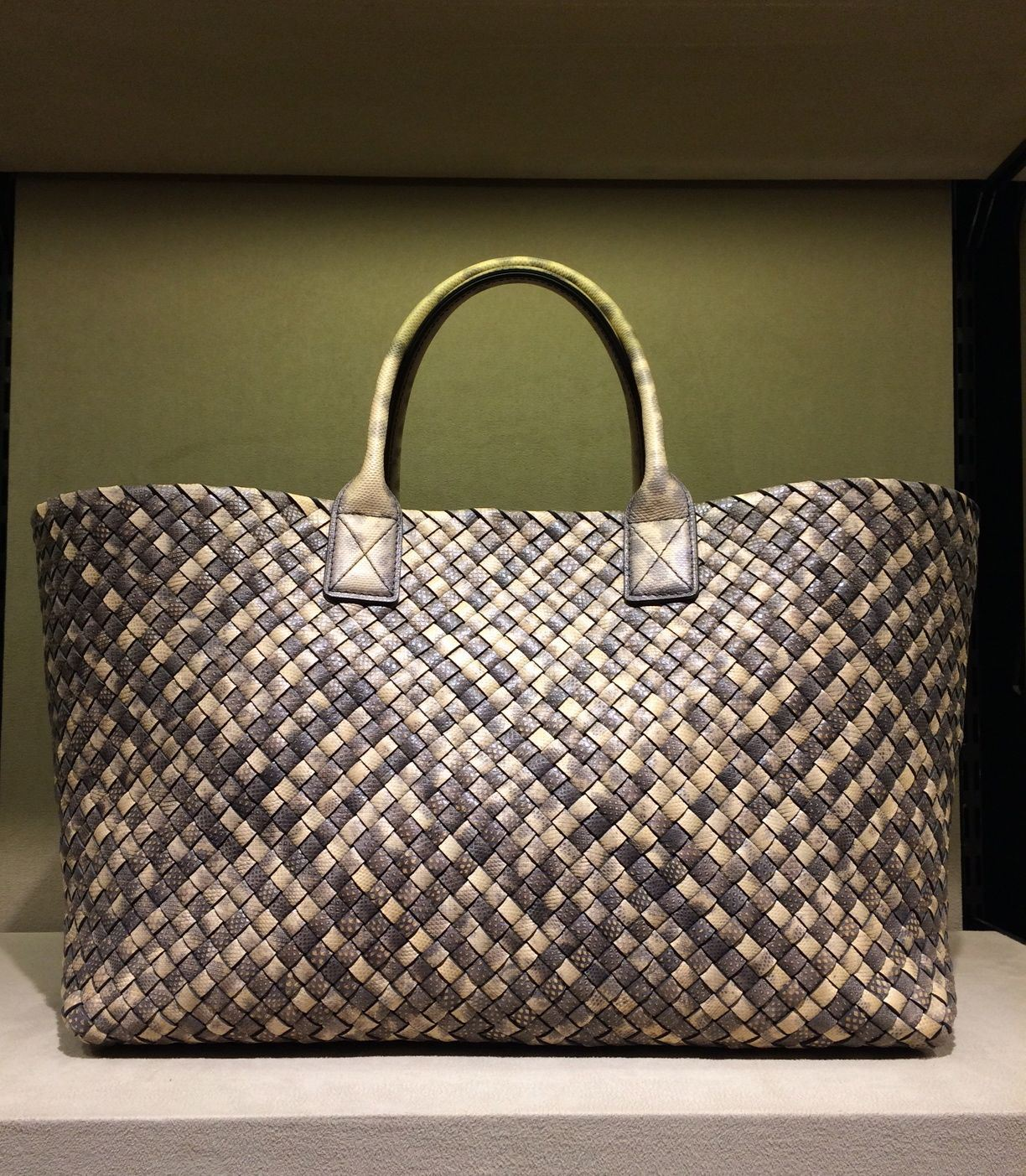 Preview of Bottega Veneta Spring / Summer 2015 Bags from ...