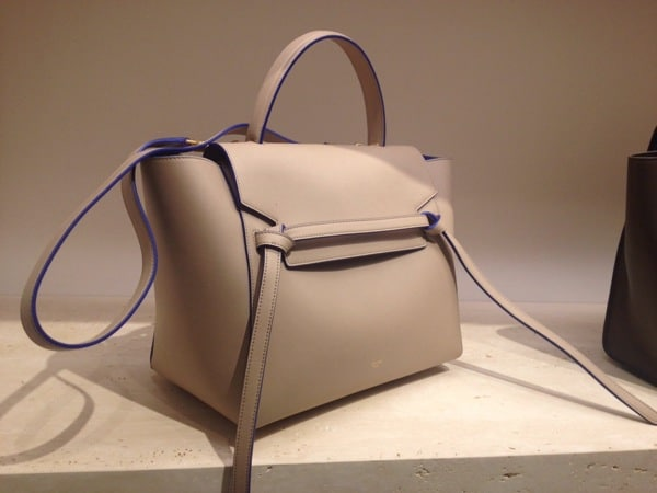 a103d5f7c0 Celine Belt Tote Bag to be released in Mini Size for Cruise 2015 ...