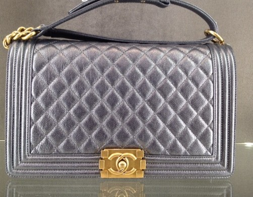 10cb1a7dbec5 Chanel Boy Bag Price Increase starting from the Cruise 2015 ...