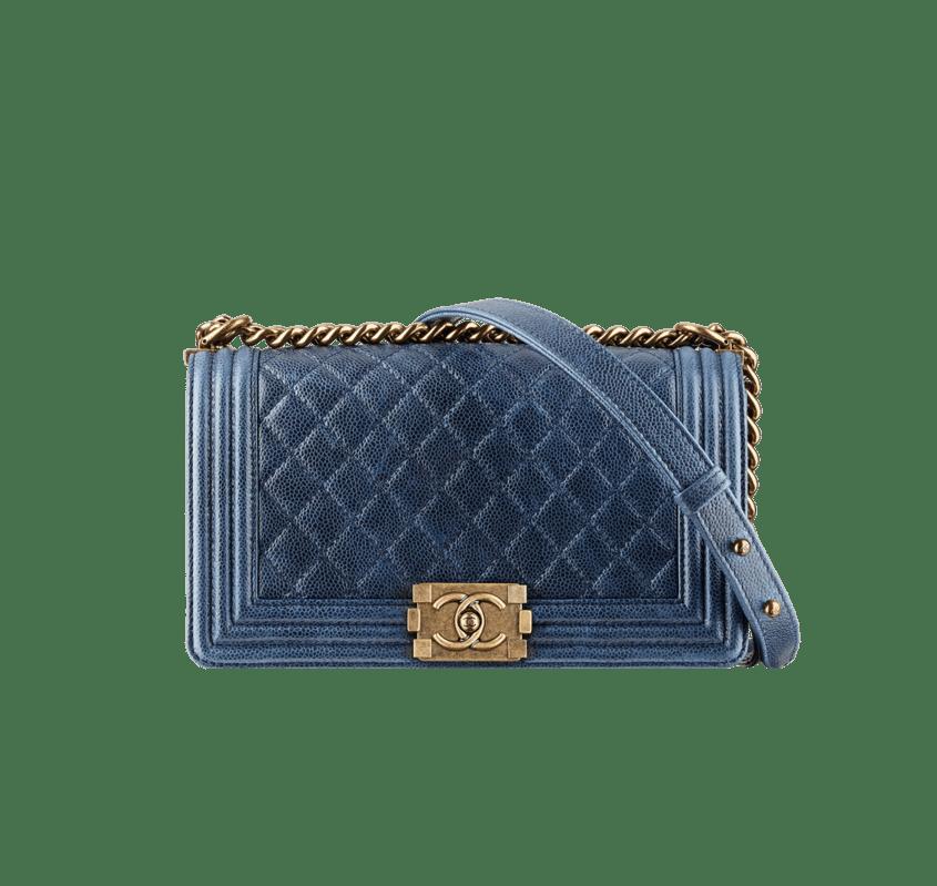061d4f03e71d Chanel Boy Bag: Old Medium versus New Medium | Spotted Fashion