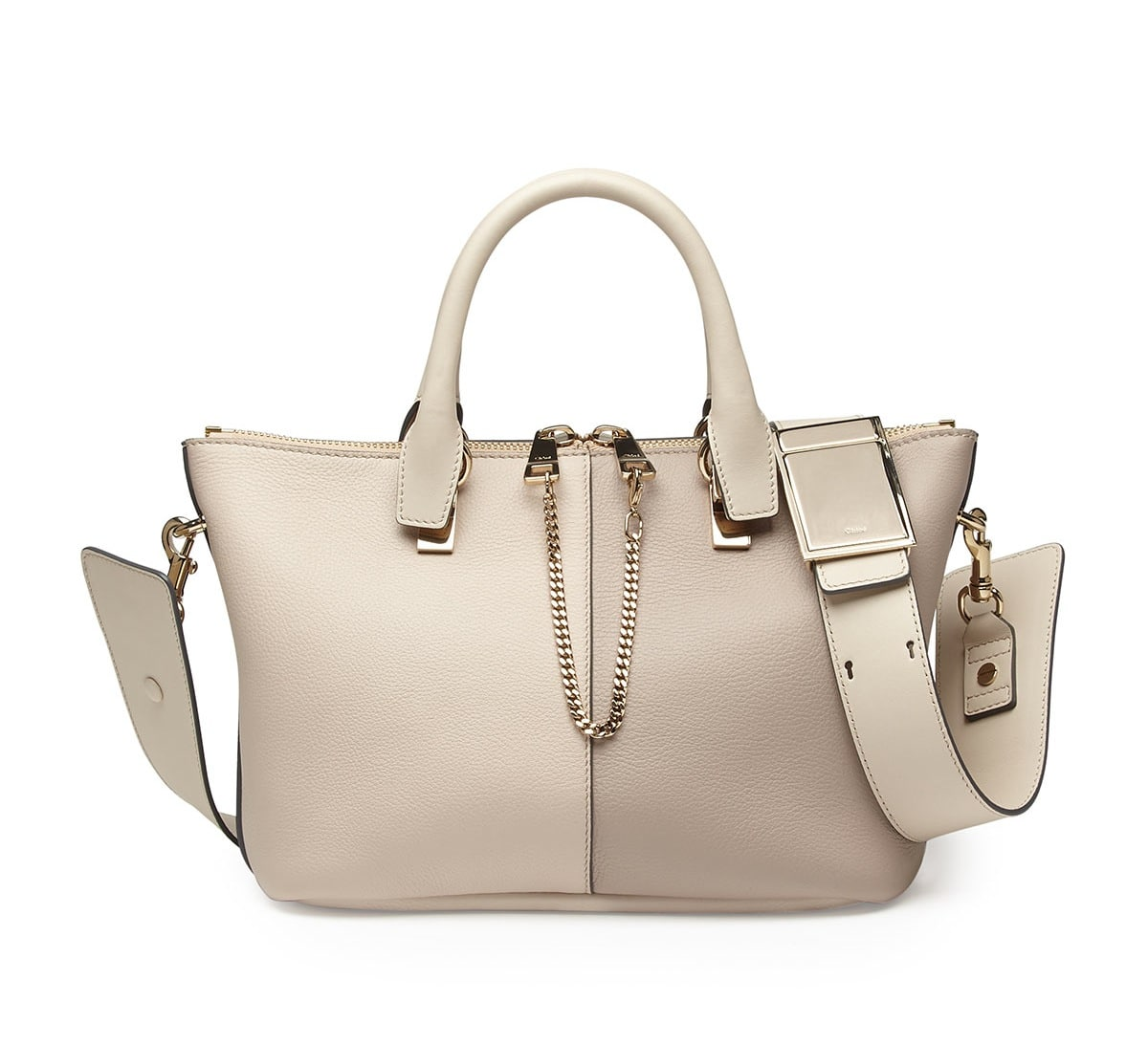 Chloe Two Tone Baylee Bag Reference Guide | Spotted Fashion