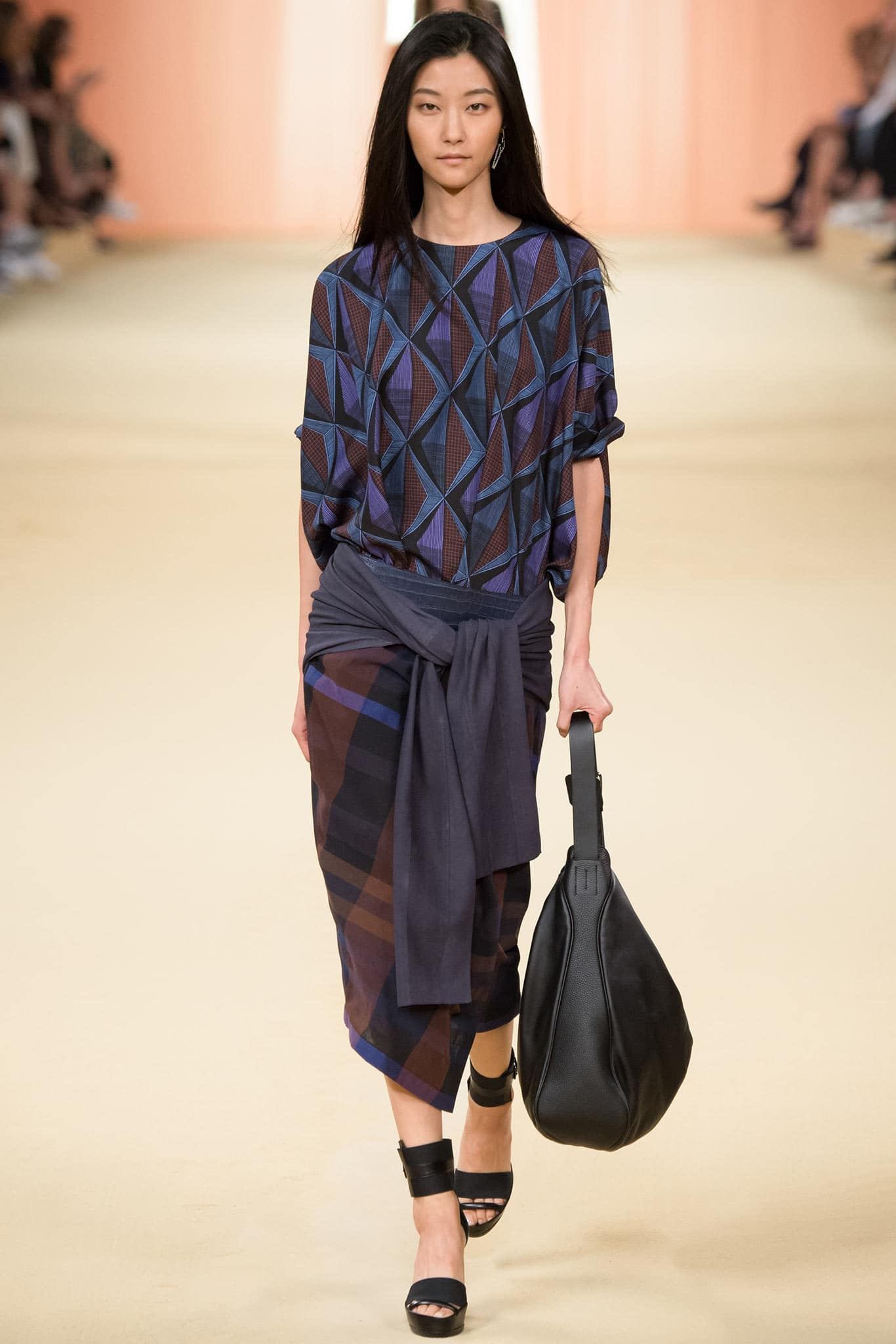 Hermes Spring / Summer 2015 Runway Bag Collection