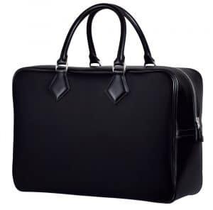 Hermes Black Plume Fourre-Tout 40 Bag