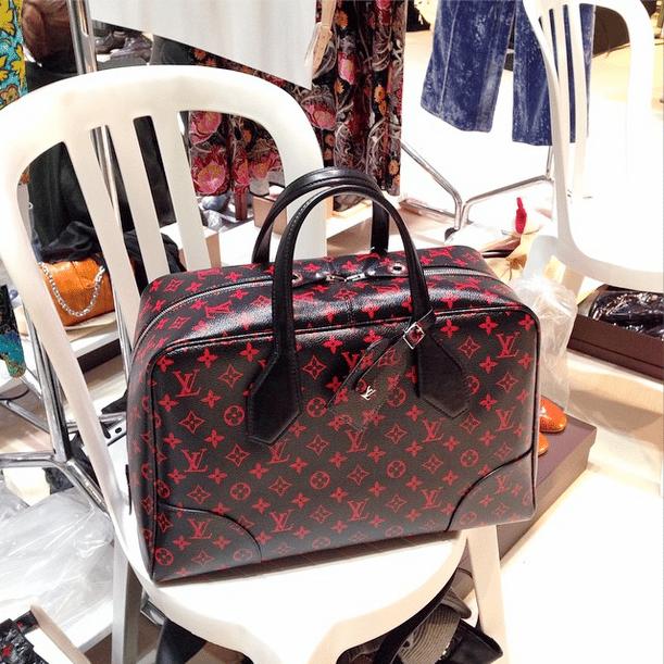 a7b84d17ff Louis Vuitton Spring / Summer 2015 Runway Bag Collection | Spotted ...