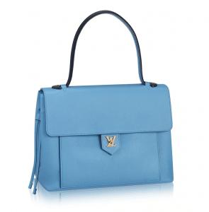 Louis Vuitton Bleuet Lockme MM Bag