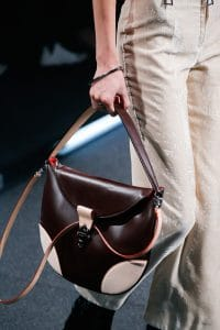Louis Vuitton Brown Flap Bag - Spring 2015