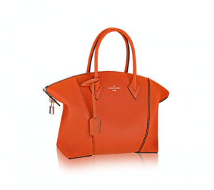 Louis Vuitton Clementine Soft Lockit PM Bag
