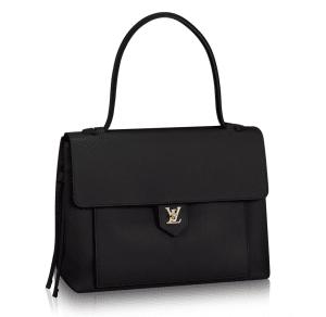 Louis Vuitton Noir Lockme MM Bag