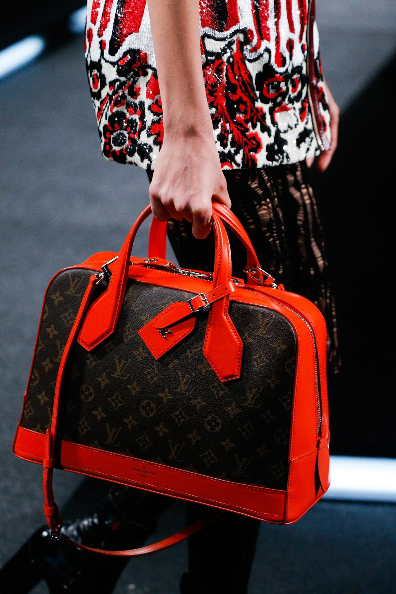 Louis Vuitton Spring   Summer 2015 Runway Bag Collection   Spotted ... 88413f780d