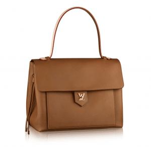 Louis Vuitton Tan Lockme MM Bag
