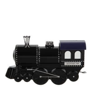 Moynat x Pharrell Williams Black Plexiglas Locomotive Bag