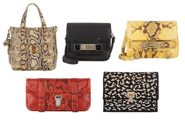 Proenza Schouler Bags on Sale at Barneys Warehouse