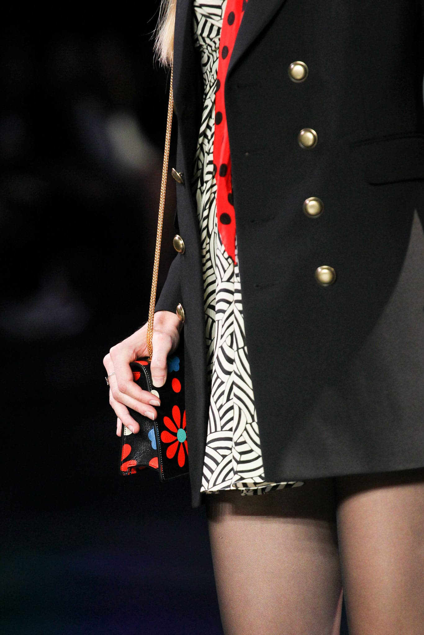 Saint Laurent Spring Summer 2015 Runway Bags And Shoes