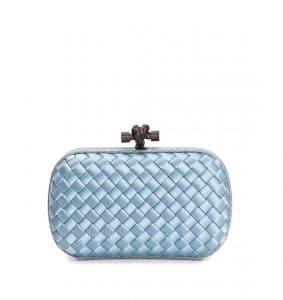 Bottega Veneta Ciel Knot Clutch Bag - Cruise 2015