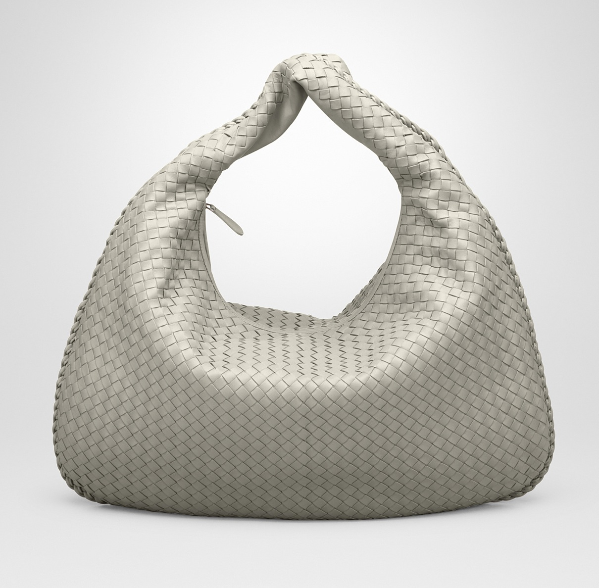 00653b419 Bottega Veneta New Sand Intrecciato Nappa Maxi Veneta Bag - Cruise 2015