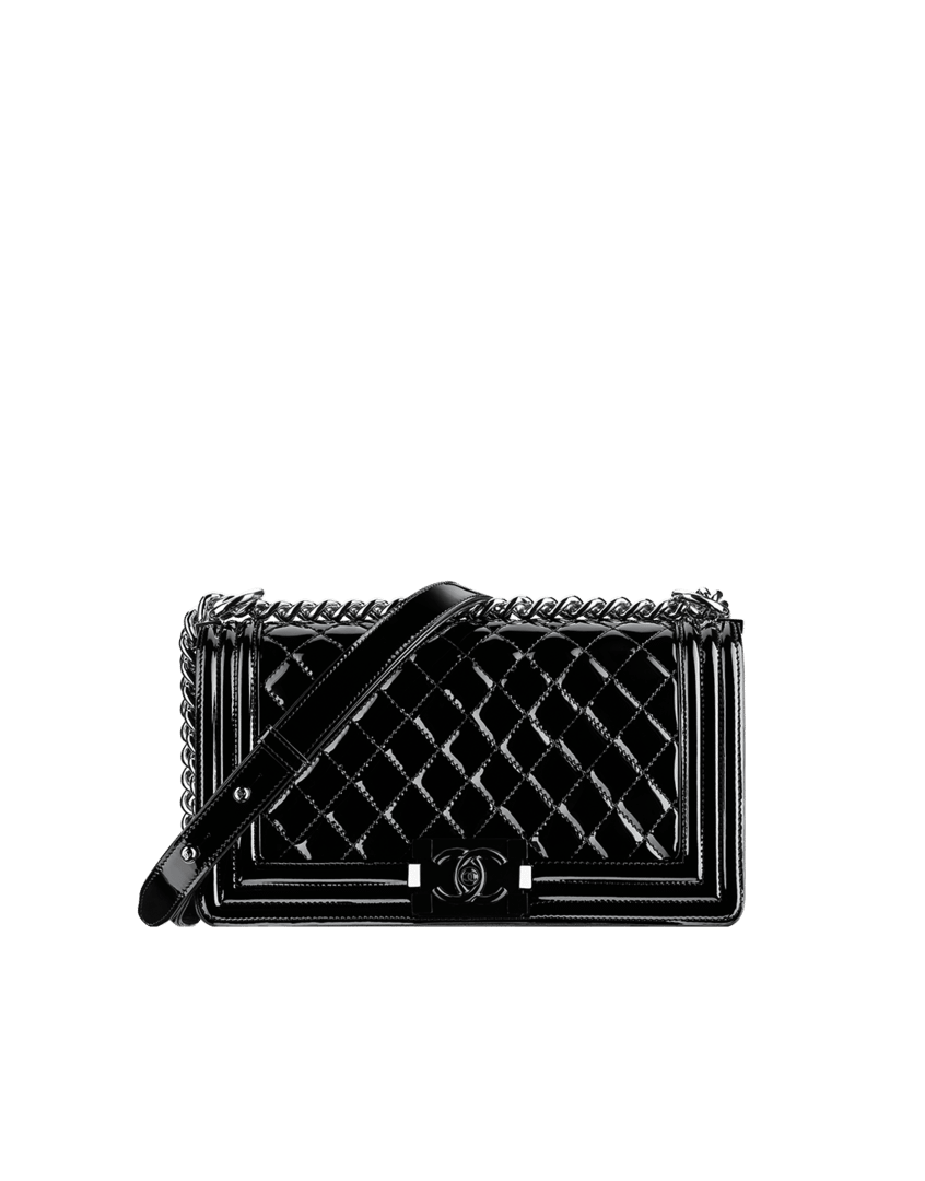Chanel boy bag 2015