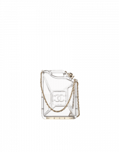 Chanel Dubai By Night Gas Tank Bag - Cruise 2015