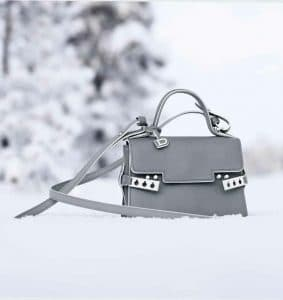 Delvaux Ice Tempete Micro Bag - Fall 2014