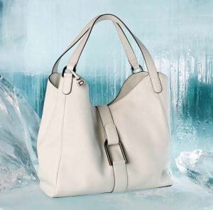 Delvaux Ivory Givry Besace Bag - Fall 2014