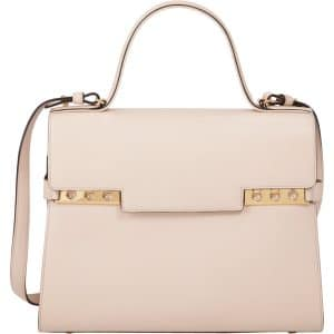 Delvaux Nude Tempete GM Bag