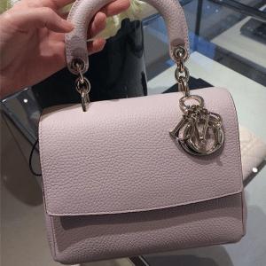 Dior Rose Poudre Be Dior Flap Mini Bag - Cruise 2015