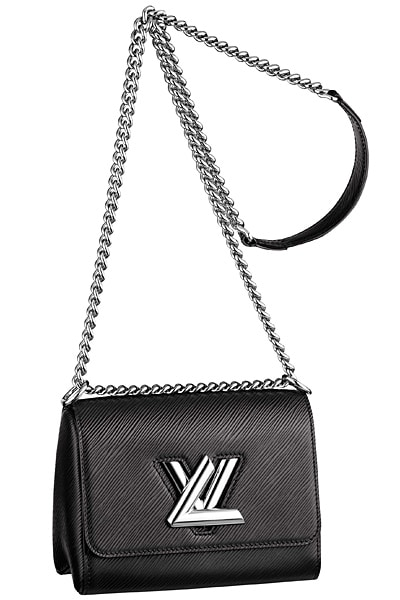 Louis Vuitton Twist Lock Bag Reference Guide Spotted Fashion