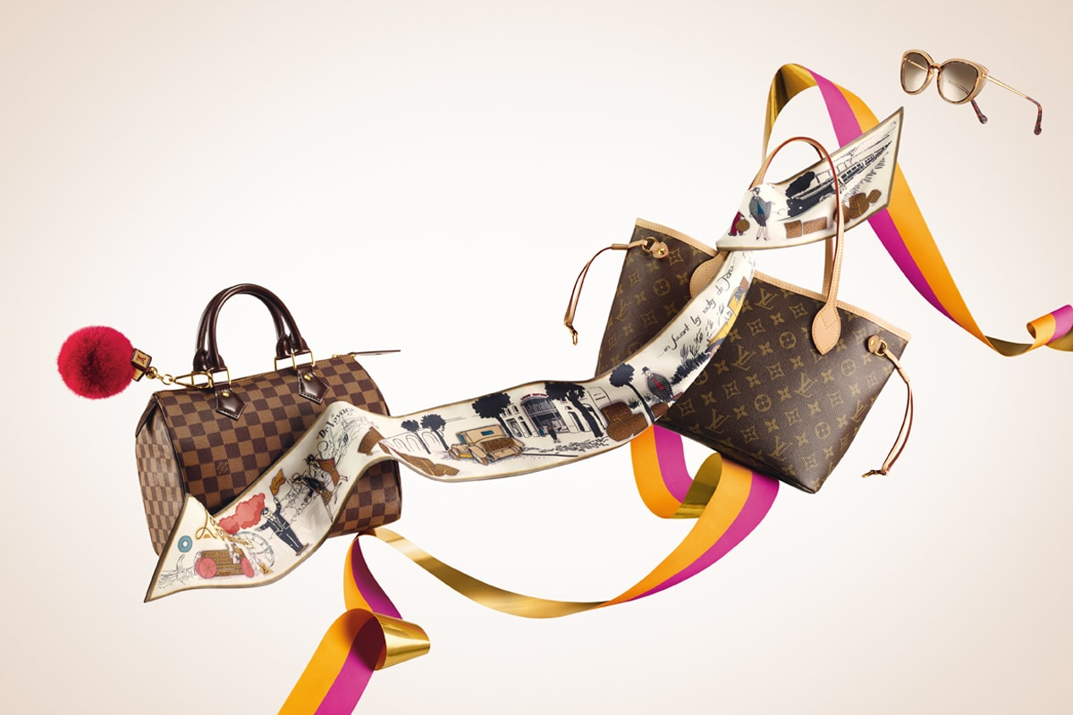 Louis Vuitton Holiday 2014 Collection and Gift Guide  d5e6817eadf1a