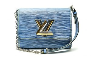 Louis Vuitton Denim Epi Twist Bag - Spring 2015