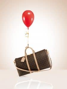 Louis Vuitton Keepall Bandouliere 50 Bag