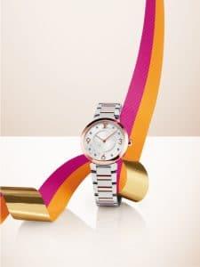 Louis Vuitton Tambour Monogram Watch
