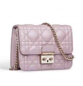 Dior Lotus Miss Dior Mini Pouch Bag