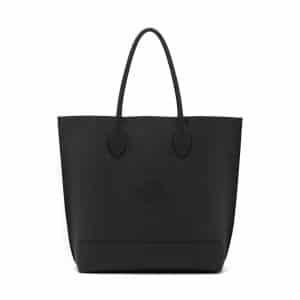 Mulberry Black Blossom Tote Bag