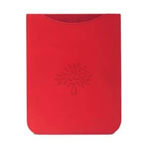 Mulberry Hibiscus Blossom iPad Sleeve