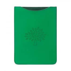 Mulberry Jungle Green Blossom iPad Mini Sleeve